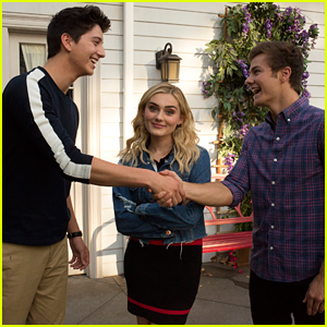 Milo Manheim Makes a Play For Meg Donnelly on 'American Housewife' Tonight