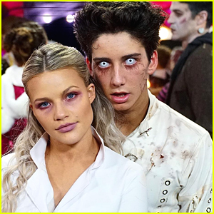 Milo Manheim's Hallucinations Totally Creep Us Out on Halloween Night for 'DWTS' - Watch Here!