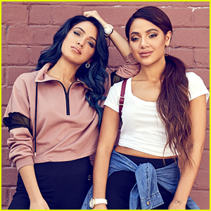 Niki & Gabi Star in G By Guess's New Social Campaign