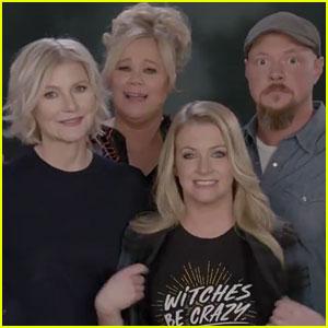 Original 'Sabrina' Cast Has a Message for New 'Chilling Adventures of Sabrina' Cast! (Video)