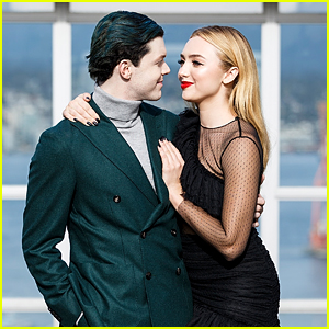 Peyton List & Cameron Monaghan are the Cutest Couple Ever at 'Anthem of a Teenage Prophet' Premiere