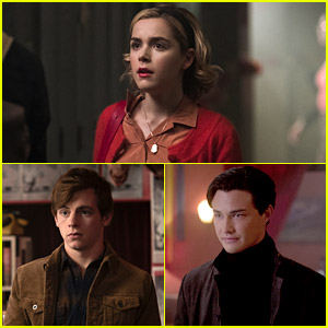Kiernan Shipka Reveals Which Sabrina Relationship She's Truly Rooting For on 'Chilling Adventures of Sabrina'