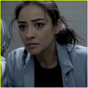 Shay Mitchell's New Movie Trailer Might Give You Nightmares!