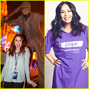 The Perfectionists' Janel Parrish & Sasha Pieterse Choose Kindness In New Anti-Bullying PSA