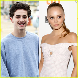 Timothee Chalamet & Lily-Rose Depp Might Be Dating!