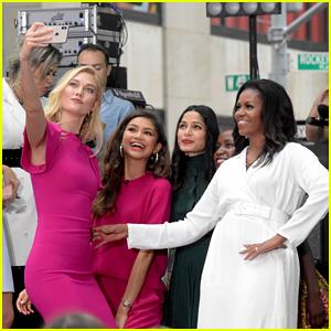 Zendaya, Meghan Trainor, Karlie Kloss & More Celebrate International Day of the Girl!