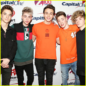 Why Don't We Release Black & White '8 Letters' Acoustic Video