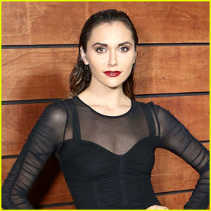 Alyson Stoner Shares Inspiring Message About Body Positivity & Self-Care