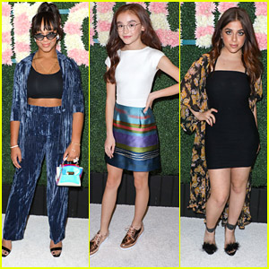 Nia Sioux, Anna Cathcart, Baby Ariel & More Hit TigerBeat's 19 Under 19 Event