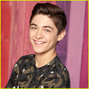 Asher Angel Releases 'Last Christmas' Cover For Holiday Season - Listen Now!