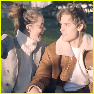 Barbara Palvin Says She's 'Very Much In Love' With Dylan Sprouse