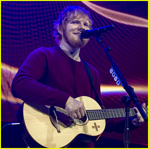 Ed Sheeran Puts the Spotlight on Mental Health at Benefit Concert