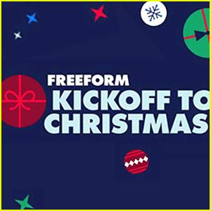 Freeform 25 Days Of Christmas.Freeform Announces Kickoff To Christmas Movie Lineup
