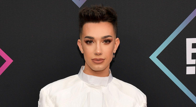 James Charles Wins Beauty Influencer Award at People's Choice Awards 2018