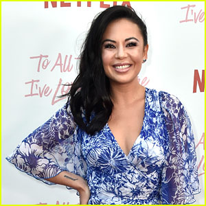 Janel Parrish 'Screamed & Cried With Joy' During Sister's Army Promotion