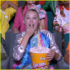 JoJo Siwa Drops Colorful New 'D.R.E.A.M.' Music Video - Watch Now!