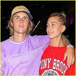 Justin & Hailey Bieber Celebrate First Thanksgiving Together!
