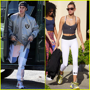 Justin Bieber Works On New Music As Wife Hailey Bares Her Bieber