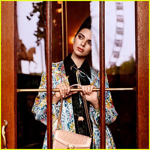 Kendall Jenner Appears in Paris-Based Miu Miu Campaign!