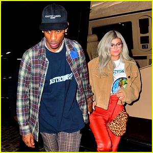 Kylie Jenner Joins 'Hubby' Travis Scott After His Madison Square Garden Concert