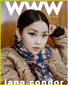 Lana Condor Remembers The Moment She Learned She Didn't Look Like Her Parents