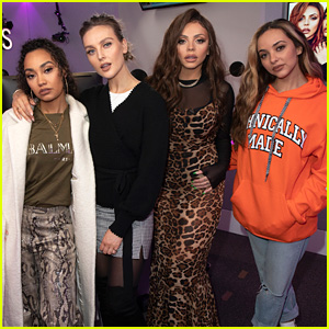 Little Mix Reveal That This Song Off 'LM5' Is One Of Their Faves