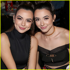 Veronica & Vanessa Merrell Bring Attention to 'Courageous' Firefighters After Evacuating Home Because of Woolsey Wildfires