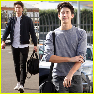 Milo Manheim Opens Up About Juggling School & 'DWTS'