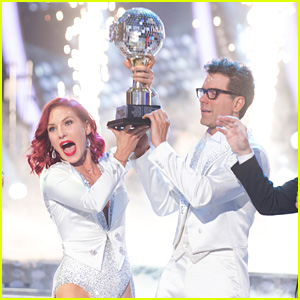 Sharna Burgess Reacts To Winning 'Dancing With The Stars