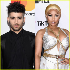 Zayn Malik Teams Up With Nicki Minaj on 'No Candle No Light' - Listen Now!