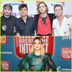 5 Seconds of Summer & Julia Michaels: 'Lie to Me' Remix Stream