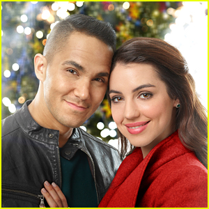 Adelaide Kane's First Hallmark Movie 'A Midnight Kiss' Premieres This Weekend!