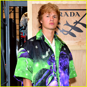 Ansel Elgort Will Play a 'High School Imposter' in New Movie