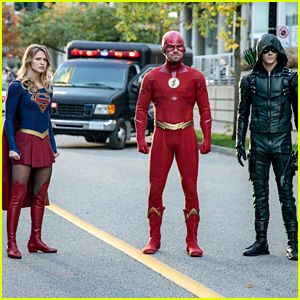 Arrowverse's 2019 Crossover Title Revealed at End of 'Elseworlds'