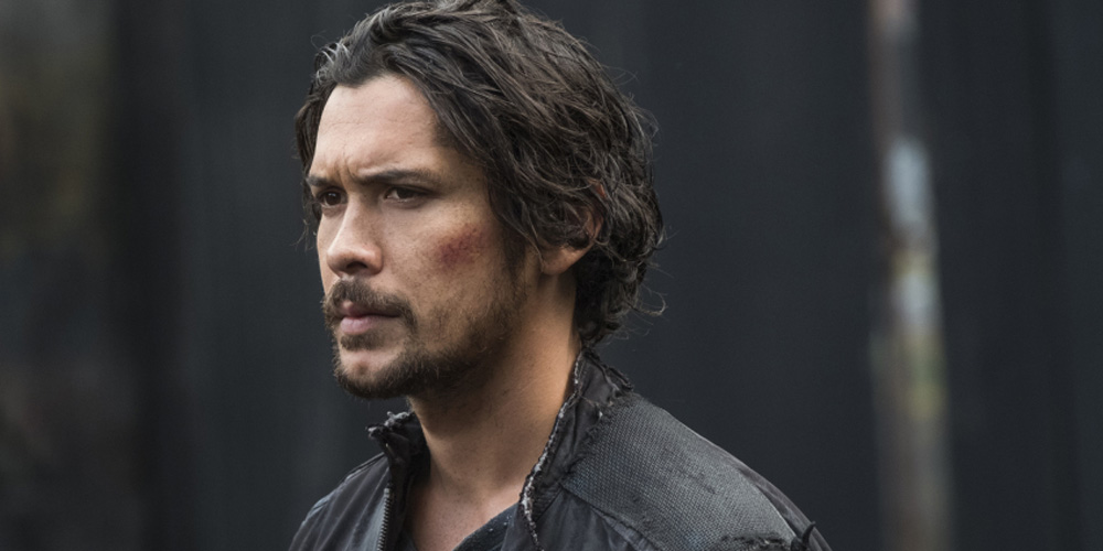 Here's Why You'll See Bellamy Sitting on 'The 100′ More in Season 6