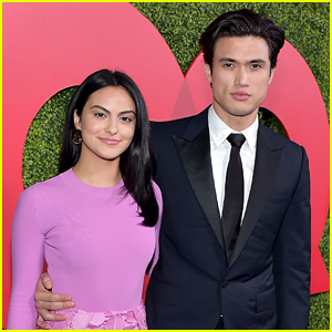 Camila Mendes Shares Her Christmas Gift From Charles Melton