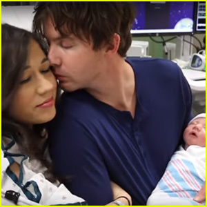 Colleen Ballinger Shares Video From Her Son's Birth - Watch Here!