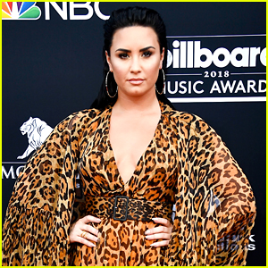 Demi Lovato Speaks Out After Being Nominated for a Grammy!