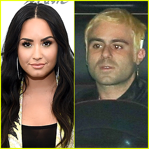 Demi Lovato & Henry Levy Share Cute Kiss on Private Jet (Video)