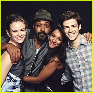 'The Flash' Cast Gives Back For Holiday Season With Epic Toy Drive Donation