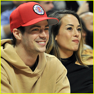 Grant Gustin & LA Thoma Are Married - Get the Details!