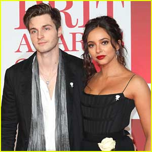 Jade Thirlwall Has A 'Love, Actually' Reunion With Boyfriend Jed Elliott at the Airport