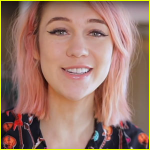 Jessie Paege Gives Fans a Tour of Her Rainbow-Colored Apartment! (Video)