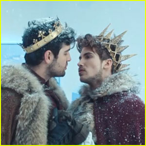 Joey Graceffa Drops 'Kingdom' Music Video & EP Pre-Order