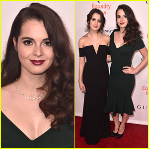 Vanessa & Laura Marano Glam Up For Equality Now Gala 2018