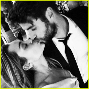 Miley Cyrus Confirms She Married 'The Hottest Man In Hollywood'