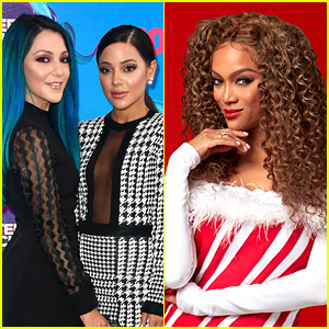 Niki & Gabi Are Freaking Out Over Their Song 'R U' Featured in 'Life Size 2'!
