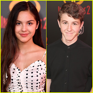 Olivia Rodrigo Poses With Ethan Wacker Under a Christmas Tree Amid Dating Rumors