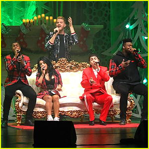 Pentatonix Christmas Youtube.Pentatonix Have Three Videos On Youtube S Most Listened To