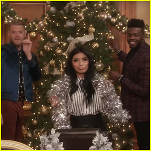 Pentatonix Get Festive in 'Rockin' Around The Christmas Tree' Music Video!